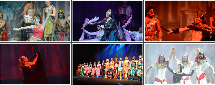 dance theater photo gallery